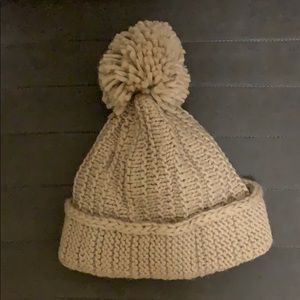 Accessories - Zara stitch knit hat